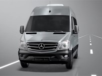 Sprinter 3500 Vans Recalled for Crosswind Assist