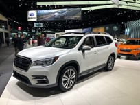 Subaru Debuts Three-Row SUV Ascent