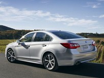 Subaru Announces Pricing for 2015 Legacy