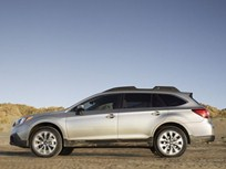 All-New 2015 Subaru Outback Debuts in New York