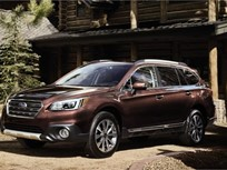 Subaru's 2017 Outback, Legacy Offer Reverse Auto Braking