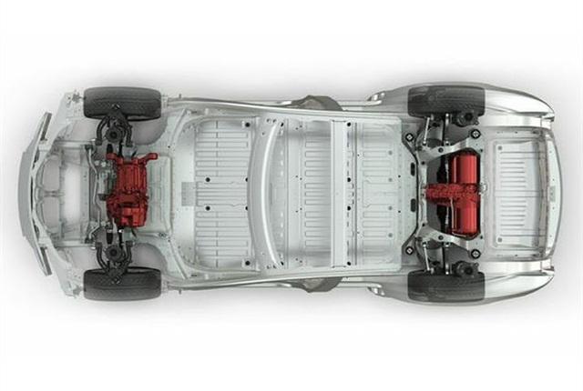 Photo courtesy of Tesla Motors.