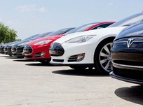 Tesla Starts Leasing Unit for Businesses
