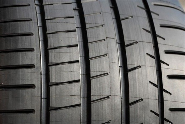 The Michelin Pilot Super Sport tire named one of top Ultra-High Performance Tires. Photo courtesy of Michelin