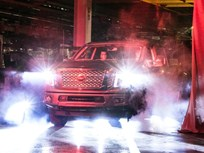 Nissan Titan XD Production Begins