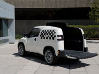 Toyota Customizes Roofless Concept Van