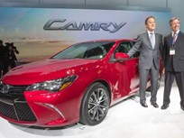 Toyota Camry Gets 'Sweeping Redesign'