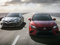 Toyota Offers 2018-MY Fleet Incentives