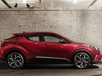 Toyota's 2018 C-HR Enters Subcompact SUV Market