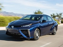 2017 Toyota Mirai Pricing Announced