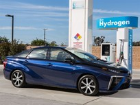 California Awards $33M for Hydrogen Stations