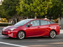 Toyota's Japan Plant Shut Down Delays 2016 Prius