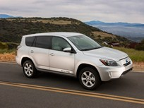 All-New Toyota RAV4 EV Unveiled