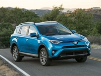 Toyota Offers 2017-MY Fleet Incentives