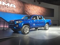 Toyota Gives Full Details on 2016 Tacoma Pickup
