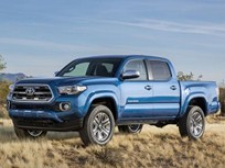 2016 Toyota Tacoma Moves Into Full View