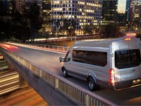 Ford Announces Transit Test Drive Events
