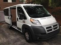Media Fleet Picks ProMaster Van for Versatility