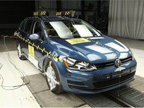 Volkswagen Golf Models Earn 5-Star Safety Ratings
