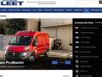 Automotive Fleet Launches Van Channel