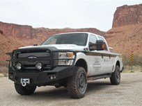 Venchurs Launches CNG Ford Truck Demo Fleet