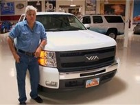 Bob Lutz Stops by Jay Leno's Garage to Talk About the VIA Extended Range Electric Truck