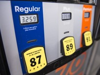 Gasoline Reaches $2.42 Per Gallon