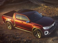 Volkswagen's Midsize Pickup Tests the Waters