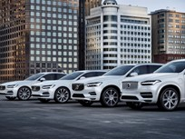 Volvo to Phase Out Gasoline Vehicles in 2019