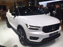 Volvo's Subscription Service Begins with XC40, Starts at $600