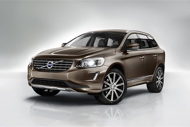 The 2014-MY Volvo XC60. Photo courtesy Volvo Cars North America.