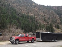 Venchurs Completes CNG-Powered Tow from Detroit to Las Vegas