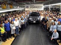 VW Starts Production of 2018 Atlas SUV