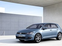 Volkswagen Shows Lighter Weight Next-Generation Golf in Europe