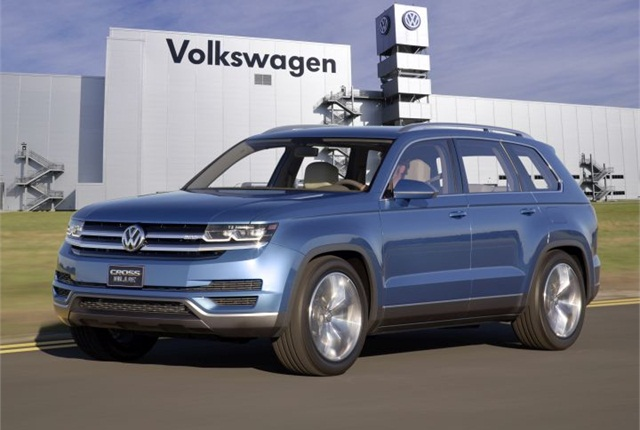 Photo courtesy of VW.