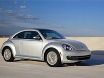 VW Beetle TDI Clean Diesel Coupe Starts at $23,295