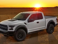 Ford Reveals F-150 Raptor Updates