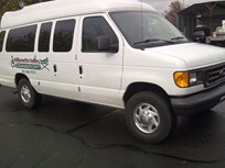 Medical Transit Fleet Adds 5 Propane Autogas Vans