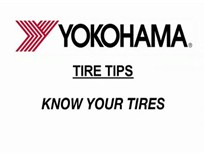<i>Video:</i> Yokohama Tire Corporation Refocuses on Tips For Reading Sidewalls