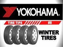 Yokohama's Tire Tips: Why Winter Tires