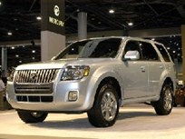 Ford Unveils 2008 Mercury Mariner
