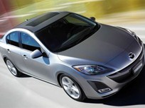 All-New MAZDA3 Sedan to Debut at 2008 Los Angeles Auto Show