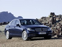Mercedes-Benz Introduces Restyled 2012 C-Class Sedan