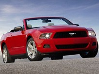 Ford Updates Mustang for 2010