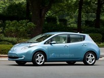 Five States to Get Initial Nissan LEAF Vehicles in December