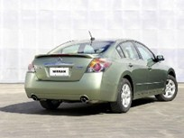 2007 Nissan Altima Hybrid to Debut at Orange County Auto Show