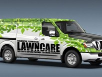 Nissan Partners With Original Wraps to Personalize NV Commercial Van