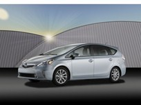 Toyota Says Prius v on Track for Delivery in U.S. This Fall