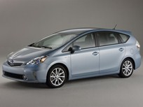 Toyota Releases 2012-MY Prius v Specs and Info