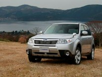 Subaru Releases Photos of 2009 Forester